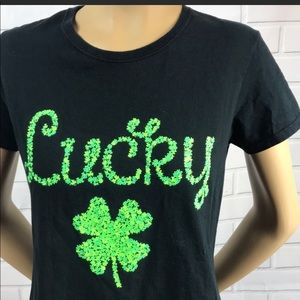 Lucky Clover Tee - Medium